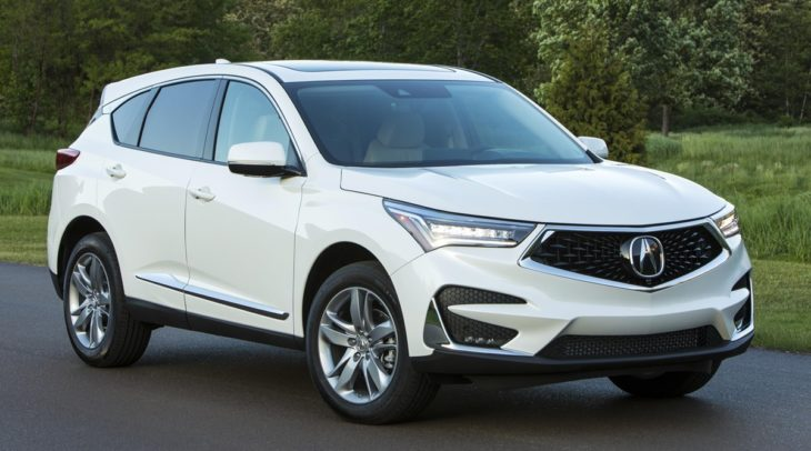 2019 Acura RDX Advance 19 730x406 at 2019 Acura RDX Priced from $37,300   MSRP and Specs