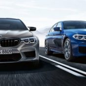2019 BMW M5 Competition 1 175x175 at 2019 BMW M5 Competition Revealed with 617 hp