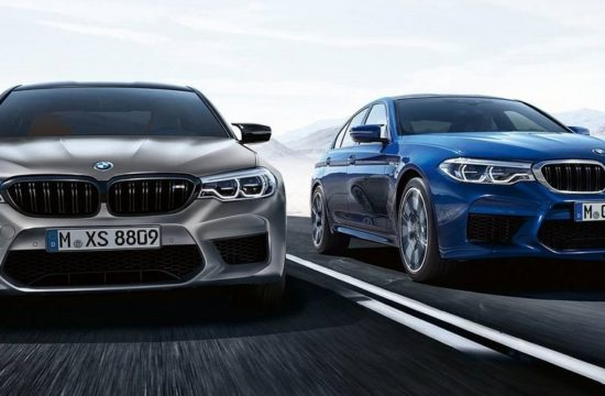 2019 BMW M5 Competition 1 550x360 at 2019 BMW M5 Competition Revealed with 617 hp