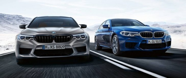 2019 BMW M5 Competition 1 730x306 at 2019 BMW M5 Competition Revealed with 617 hp