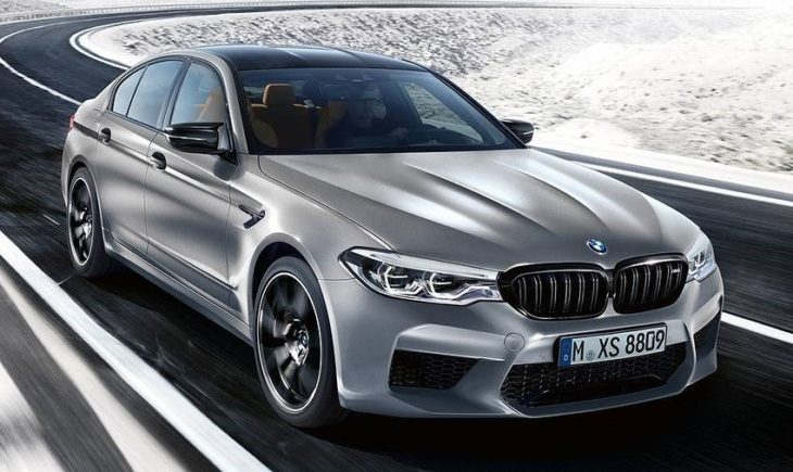 2019 BMW M5 Competition 3 730x435 at 2019 BMW M5 Competition Revealed with 617 hp