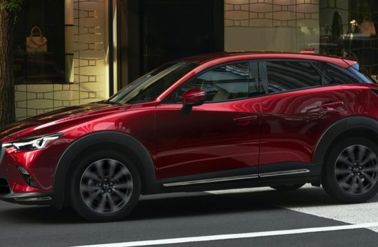 2019 CX 3 01 550x360 at 2019 Mazda CX 3 MSRP Confirmed   Start at $20,390