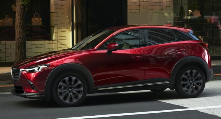 2019 CX 3 01 730x395 at 2019 Mazda CX 3 MSRP Confirmed   Start at $20,390