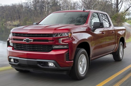2019 Chevrolet Silverado RST 025 550x360 at 2019 Chevrolet Silverado Specs: Six Powertrains, Eight Trims