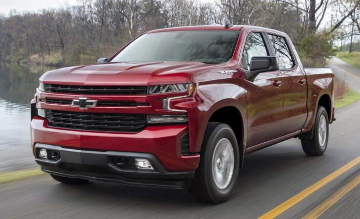 2019 Chevrolet Silverado RST 025 730x445 at 2019 Chevrolet Silverado Specs: Six Powertrains, Eight Trims