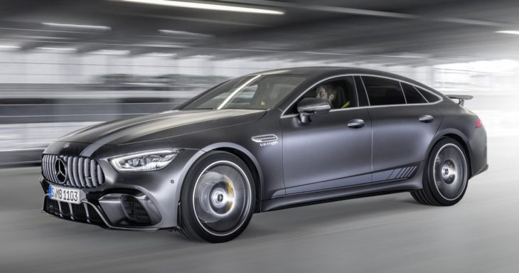 2019 Mercedes AMG GT 63 S Edition 1 1 730x384 at 2019 Mercedes AMG GT 63 S Edition 1   Specs and Details