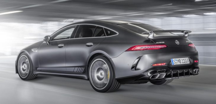2019 Mercedes AMG GT 63 S Edition 1 2 730x353 at 2019 Mercedes AMG GT 63 S Edition 1   Specs and Details