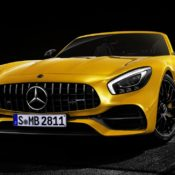 2019 Mercedes AMG GT S Roadster 2 175x175 at Official: 2019 Mercedes AMG GT S Roadster