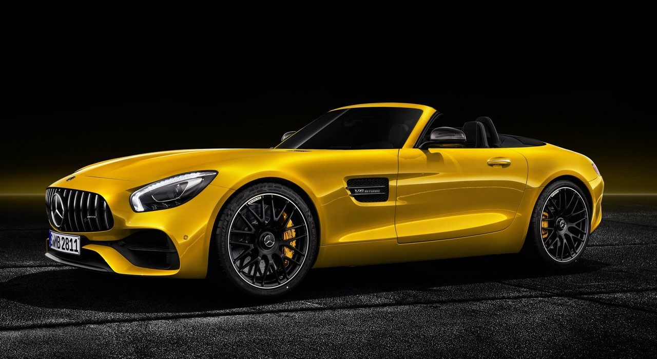 official 2019 mercedes amg gt s roadster. Black Bedroom Furniture Sets. Home Design Ideas