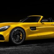 2019 Mercedes AMG GT S Roadster 4 175x175 at Official: 2019 Mercedes AMG GT S Roadster