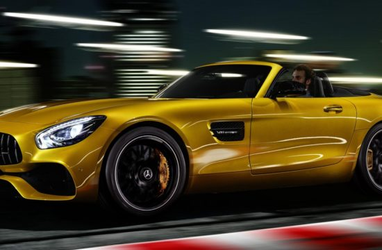 2019 Mercedes AMG GT S Roadster 5 550x360 at Official: 2019 Mercedes AMG GT S Roadster