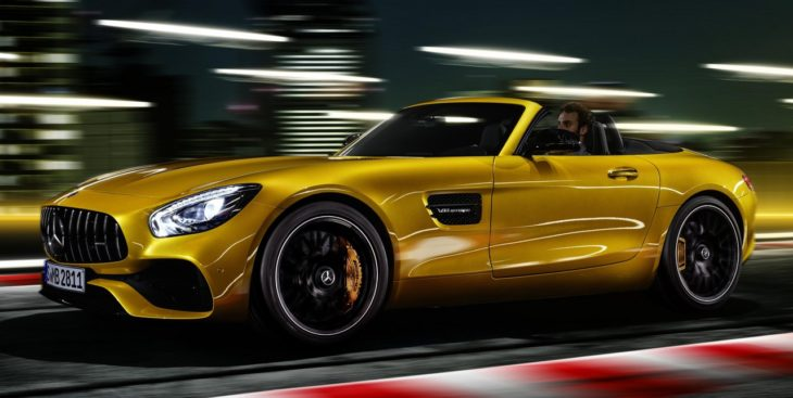 2019 Mercedes AMG GT S Roadster 5 730x367 at Official: 2019 Mercedes AMG GT S Roadster