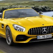 2019 Mercedes AMG GT S Roadster 9 175x175 at Official: 2019 Mercedes AMG GT S Roadster