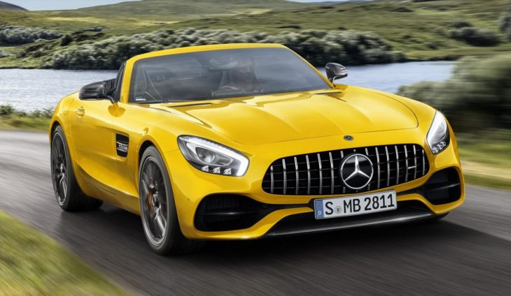 2019 Mercedes AMG GT S Roadster 9 730x424 at Ultimate Guide to Renting a Car Abroad