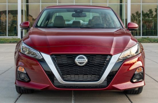 2019 Nissan Altima 2 550x360 at 2019 Nissan Altima Edition ONE Available from June 15
