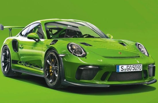 2019 Porsche 911 GT3 RS Lizard Green 0 550x360 at Porsche 911 GT3 RS Lizard Green Color Explained