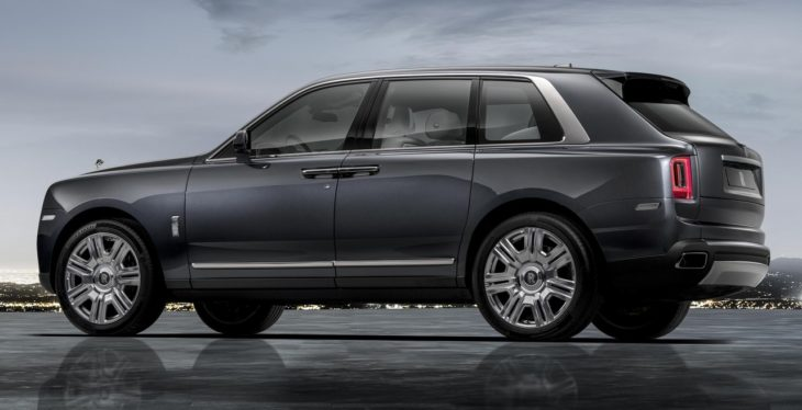 2019 Rolls Royce Cullinan Luxury Suv Unveiled