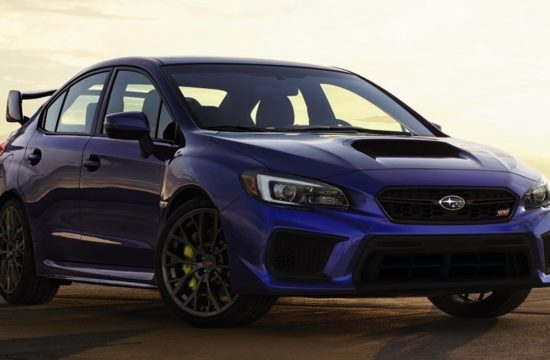 2019 Subaru WRX 550x360 at 2019 Subaru WRX and WRX STI MSRP Revealed
