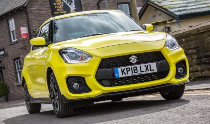 2019 Suzuki Swift Sport 1 730x433 at 2019 Suzuki Swift Sport   UK Pricing and Specs