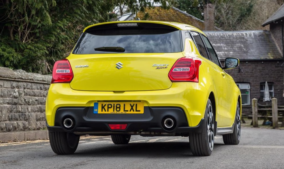 2019 Suzuki Swift Sport - UK Pricing and Specs