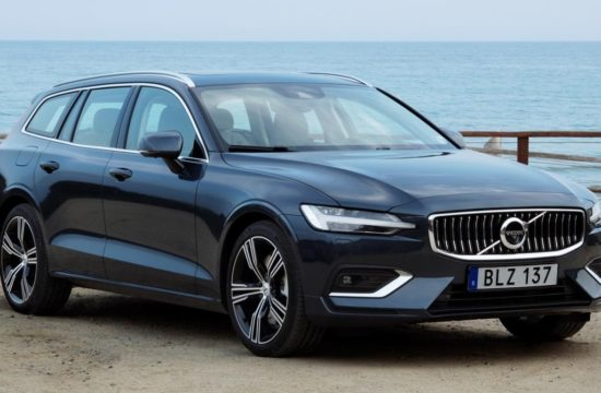 2019 Volvo V60 UK 1 550x360 at 2019 Volvo V60 UK Pricing and Specs Announced
