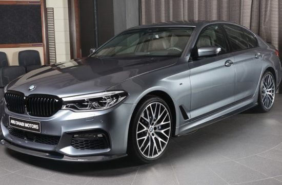 3D Design BMW 5 Series 1 550x360 at Ultimate 5er? 3D Design BMW 540i in Bluestone