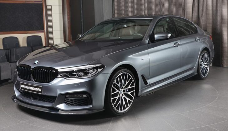 3D Design BMW 5 Series 1 730x421 at Ultimate 5er? 3D Design BMW 540i in Bluestone