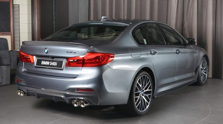 3D Design BMW 5 Series 5 730x406 at Ultimate 5er? 3D Design BMW 540i in Bluestone