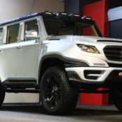8 MERCEDES BENZ G63 XRAID ARES 1X226869 175x175 at ARES X Raid Is a Coachbuilt Mercedes G63 AMG