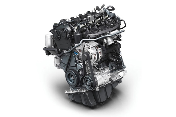 Advanced Combustion System at Audi Gets Advanced Combustion System for Its Modern Engines