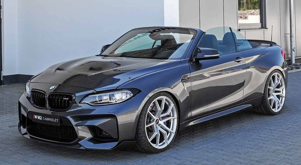 gap filler bmw m2 cabriolet by lightweight. Black Bedroom Furniture Sets. Home Design Ideas