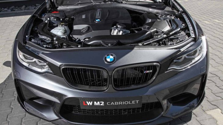 BMW M2 Cabriolet by LIGHTWEIGHT 8 730x411 at Gap Filler: BMW M2 Cabriolet by LIGHTWEIGHT