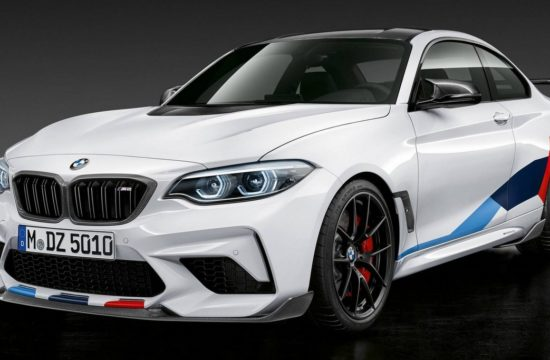 BMW M2 Competition M Performance 1 550x360 at BMW M2 Competition M Performance Parts Revealed