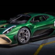 Brabham BT62 1 175x175 at Brabham BT62 Tackles The Bend in Styles