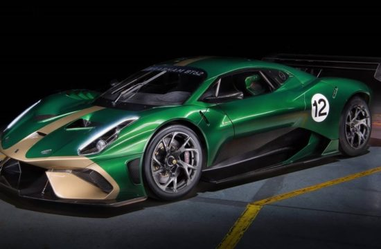 Brabham BT62 1 550x360 at Brabham BT62 Hyper Track Car Unveiled with 700 hp