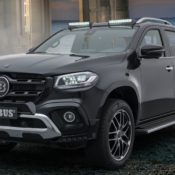 Brabus X Class 1 175x175 at Brabus Mercedes X Class Tuning Package Revealed