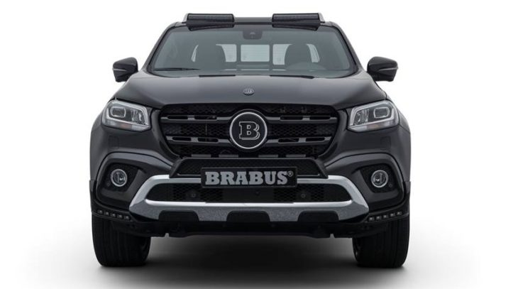 Brabus X Class 2 1 730x407 at Brabus Mercedes X Class Tuning Package Revealed