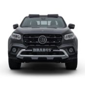 Brabus X Class 2 175x175 at Brabus Mercedes X Class Tuning Package Revealed