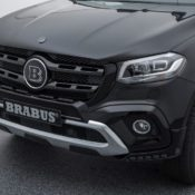 Brabus X Class 7 175x175 at Brabus Mercedes X Class Tuning Package Revealed