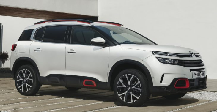 Citroen C5 Aircross 1 730x377 at 2019 Citroen C5 Aircross Is Family SUV Par Excellence