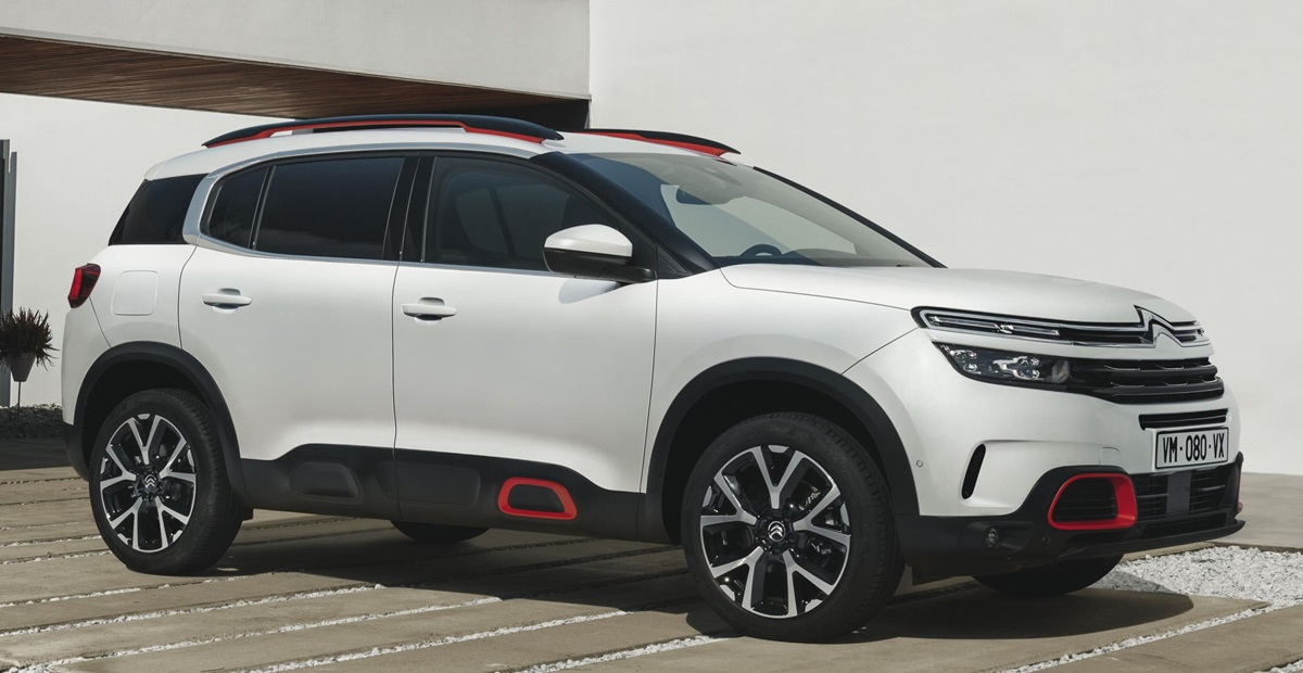 2019 citroen c5 aircross is family suv par excellence. Black Bedroom Furniture Sets. Home Design Ideas