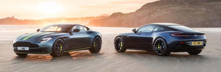 DB11 AMR 1 730x240 at Aston Martin DB11 AMR Is a 630bhp, £175K Super Coupe