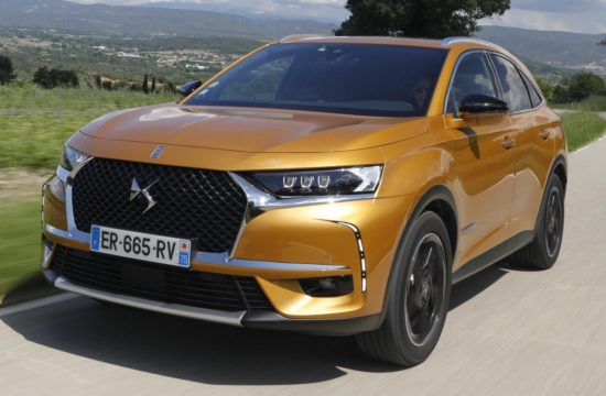 DS 7 CROSSBACK petrol PureTech 225  550x360 at DS 7 CROSSBACK PureTech 225 Launches in the UK
