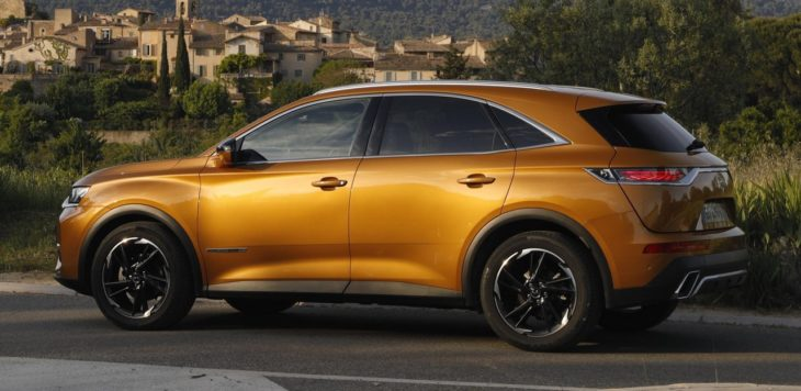 DS 7 CROSSBACK petrol PureTech 225 h 730x356 at DS 7 CROSSBACK PureTech 225 Launches in the UK