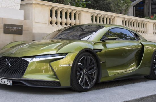 DS E Tense Concept Car 550x360 at DS Automobiles Announces Full Electrification from 2025