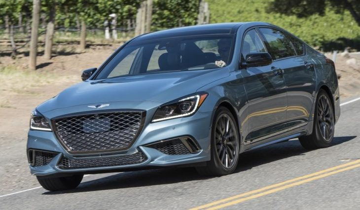 Genesis G80 Sport 730x427 at 2018 Genesis G80 Sport Gets Five Star Safety Rating