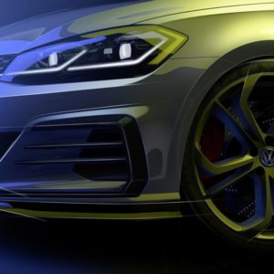 Golf GTI TCR 2 300x300 at Road Going Golf GTI TCR Set for Wörthersee Debut