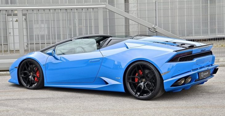 Huracan Spyder DS 17 730x379 at Lamborghini Huracan Spyder by DS Is Serious Eye Candy