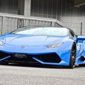 Huracan Spyder DS 2 175x175 at Lamborghini Huracan Spyder by DS Is Serious Eye Candy