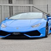 Huracan Spyder DS 9 175x175 at Lamborghini Huracan Spyder by DS Is Serious Eye Candy